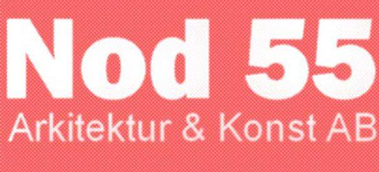 NOD 55  ARKITEKTUR &  KONST AB